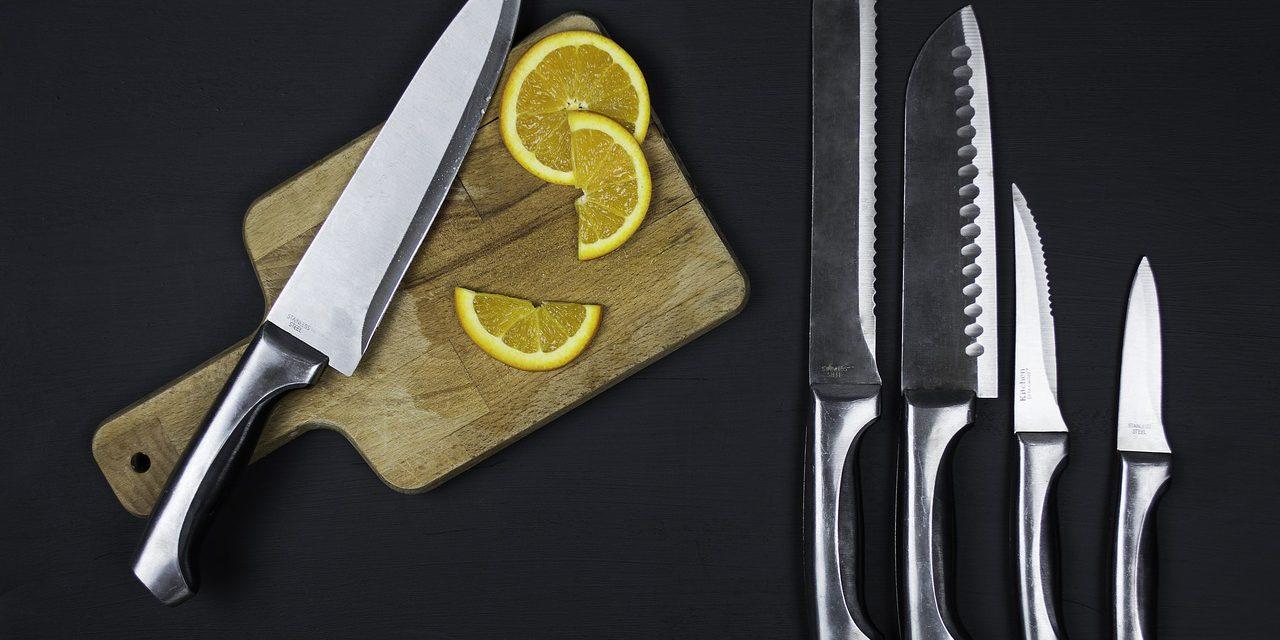 Najostrzejsze noże świata